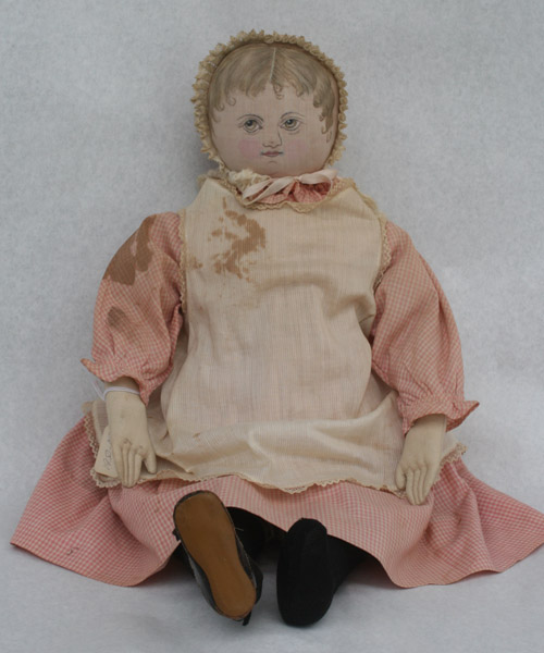 Moravian Church Doll 500