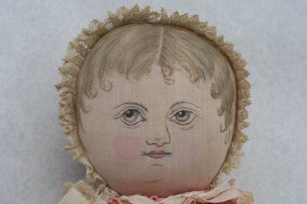 Moravian Doll Close Up 600