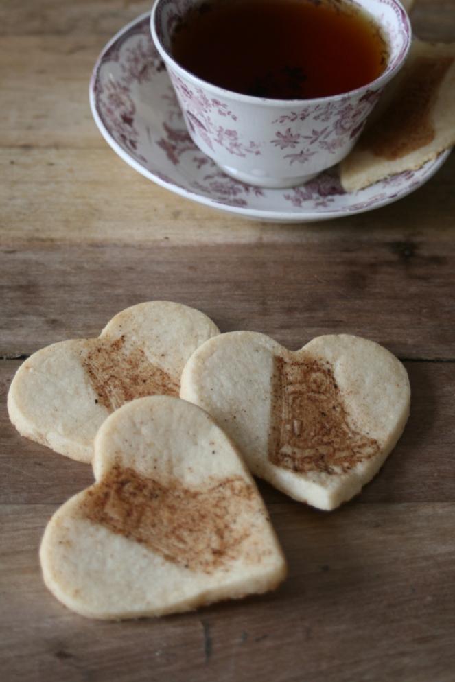 Mace Shortbread Cookies izannahwalker.com