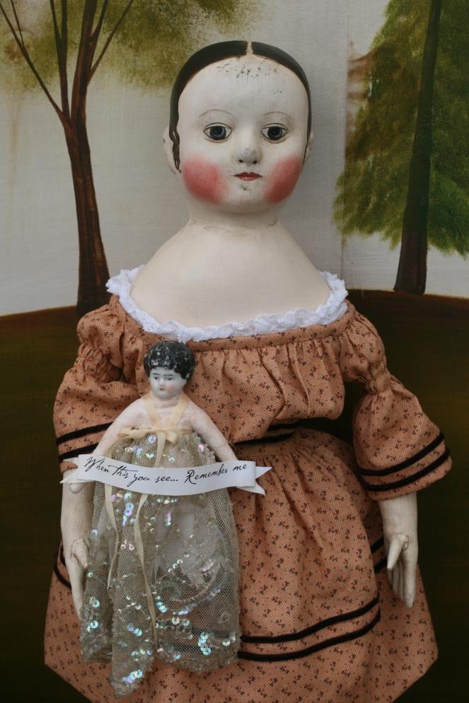 Maxine's doll...Remember Me...izannahwalker.com