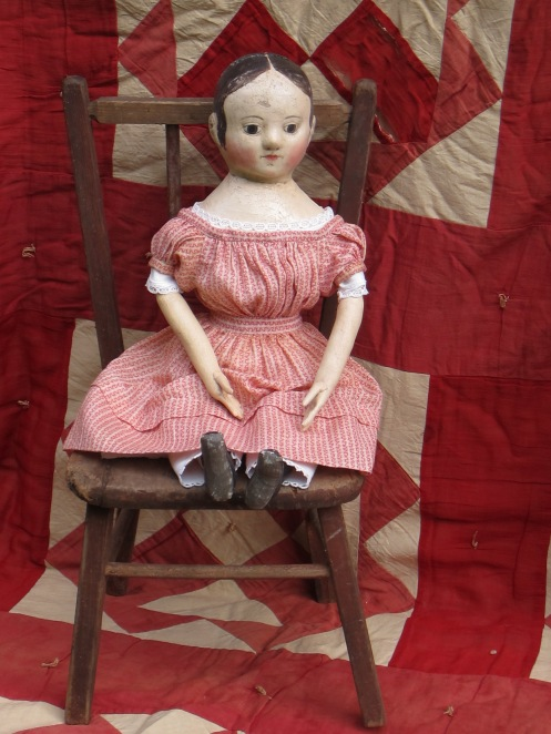 doll and chair for sale www.izannahwalker.com