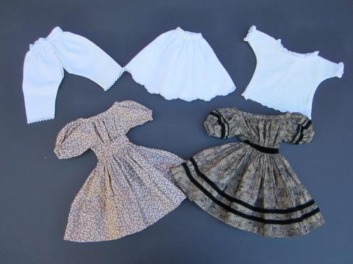 Isabeau #2 wardrobe
