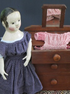 I have a great selection of doll dressers that are just perfect for storing your Izzy's wardrobe.