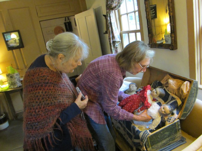 Edyth and Peggy