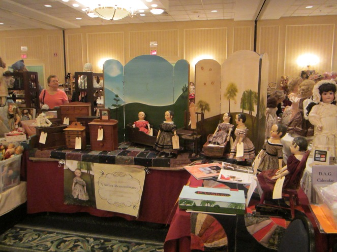 Jenny Lind Doll Show www.izannahwalker.com