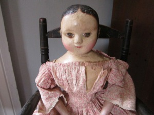antique Izannah Walker dolls from the colection of Paula Walton www.izannahwalker.com