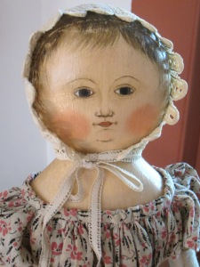 This is my second doll shown in Prims Winter 2014 issue.