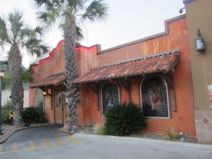 Edyth recommended a fabulous Mexican restaurant.