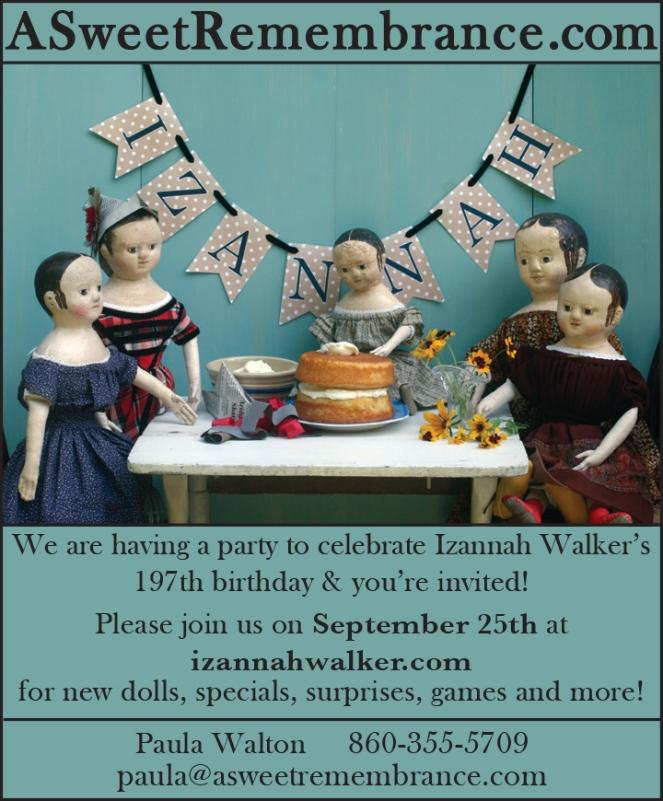 Party Invitation www.izannahwalker.com