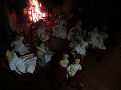 Doll's slumber party www.izannahwalker.com