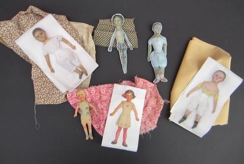 My new fabric doll panels www.izannahwalker.com