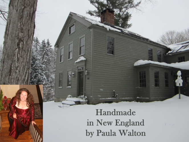 handmade in New England by Paula Walton