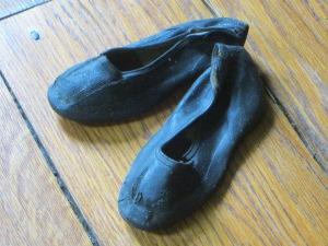 Rubber Shoes www.izannahwalker.com