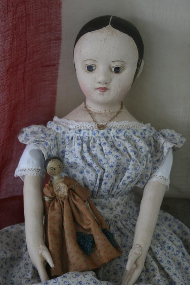 Sally's doll www.izannahwalker.com
