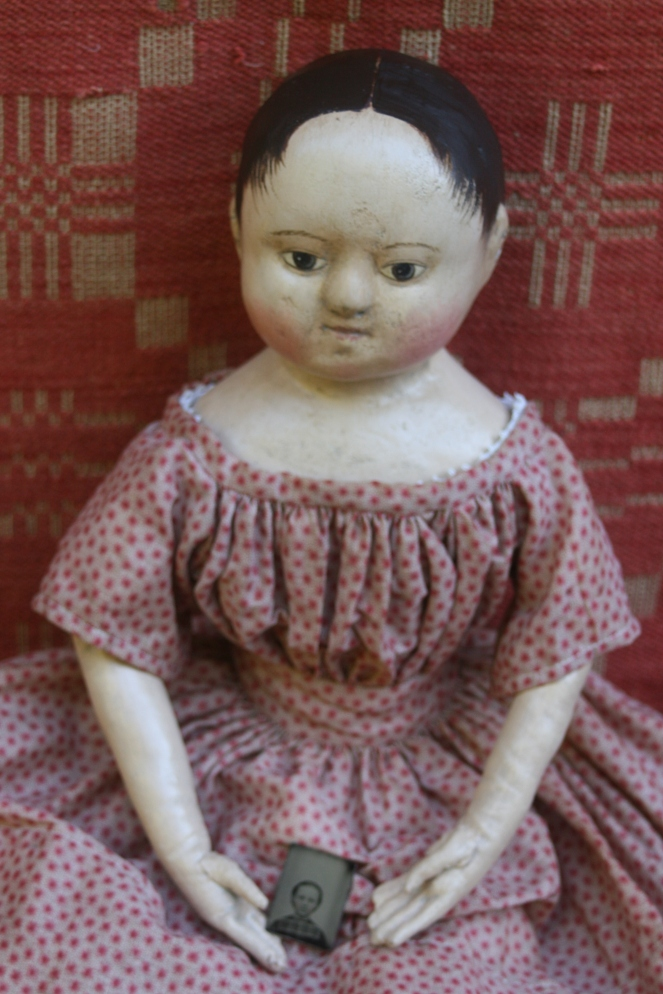 Meet Anna. She is available for sale and would be thrilled to come join your doll family.