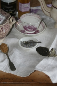 Izannah's Birthday Tea Party www.izannahwalker.com