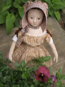This reproduction Lily recently left here, headed to her new home.