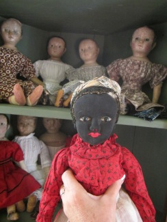 All of my dolls are over joyed that they have new family members! <3