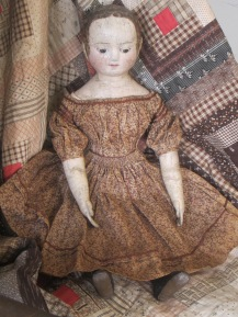 A doll to love and cherish...
