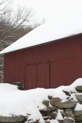 The tobacco barn, 240+ winters...