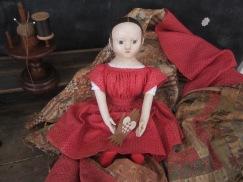 Just for Carolyn, a custom reproduction Izannah Walker.