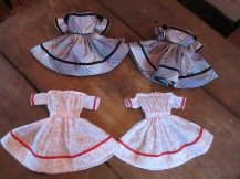 izannahwalker.com new dresses for Annabelle and Annalee