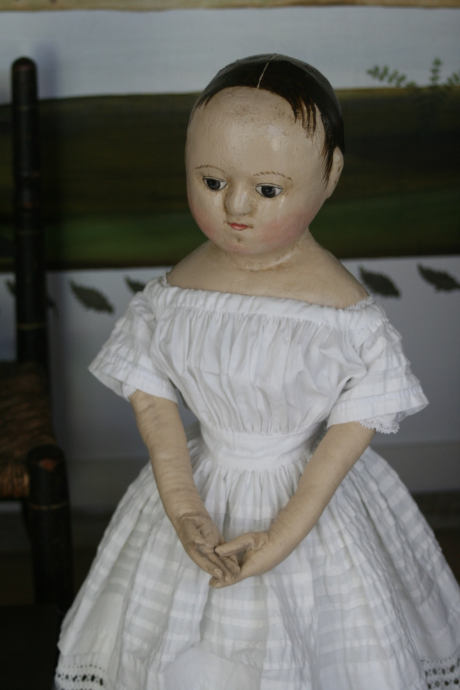 Claudia's Doll close-up