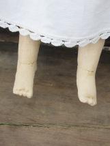 Tiny toes...