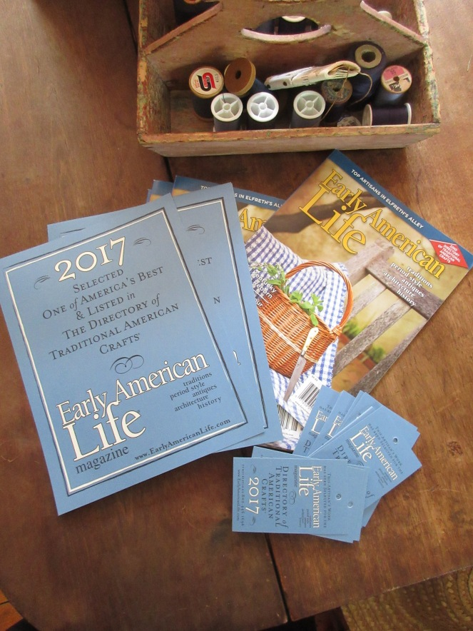 Early America Life Craftsman Directory