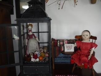 carolyn's reproduction Izannah Walker doll2