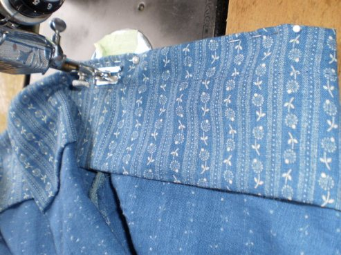 sewing the growth tuck