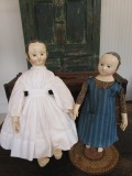special edition Izannah Walker 200th Birthday Dolls