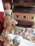 See us in the March 2018 issue of Antique Doll Collector magazine