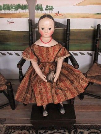 A very special custom made doll for Delores <3