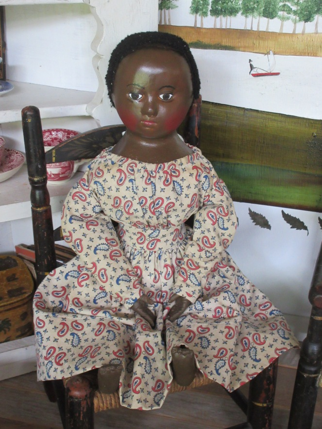 A new doll for Beth